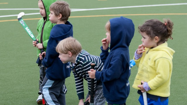 TSV Falkensee - Spieletag Teil 1: Minis